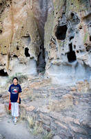 New Mexico - Bandelier National Monument, May 2013